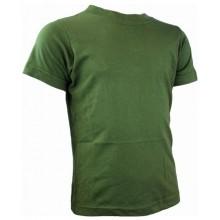 Мужская промо футболка Стандарт (хаки, короткий рукав) Органический 100% хлопок